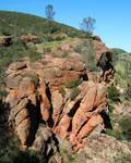 Pinnacles Outcropping
