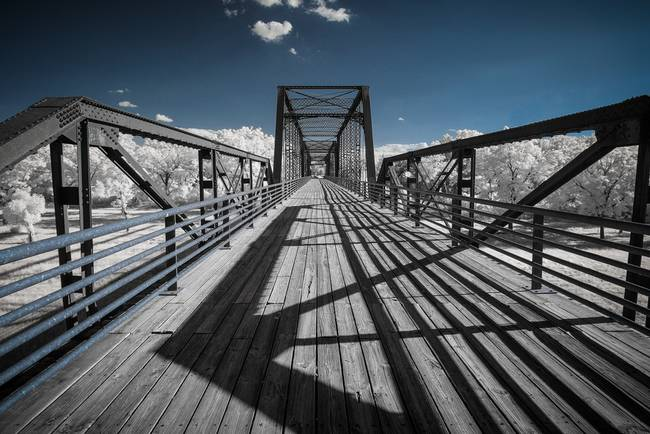 Old Moore's Crossing Bridge