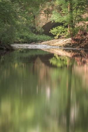 Waller Creek at UT