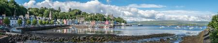 Tobermory Harbour, Scotland
