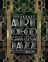 ART DECO JAZZ BACKGROUND