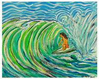 surf art by wgilroy