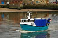 The Olivia Rose In Whitby Lower Harbour