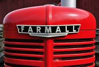 Big Red Farmall