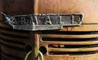 Rusty Old Farmall