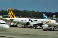 Tiger Airways A320, 9V-TAP