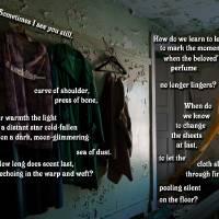 Clothing on the Wall copy by Cara Walton
