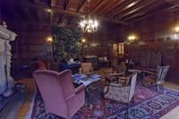 Hycroft Interior 3 by Priscilla Turner