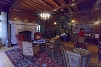 Hycroft Interior 4 by Priscilla Turner