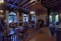 Hycroft Interior 1 by Priscilla Turner