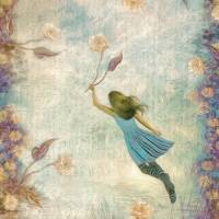 Dreams Art Prints & Posters by Wall Art by AnaCBStudio