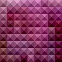 Byzantium Purple Abstract Low Polygon Background