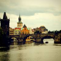 """Czech Republic: Prague: Charles Bridge (2014)"" by westhompson"