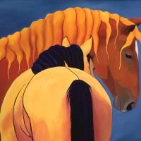 Horse's Whisper by Leslie Anne Webb
