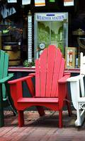 Jonesborough, Tennessee - Comfy Chair