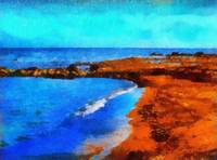 Red Earth Blue Sea