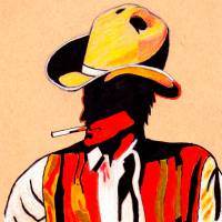 Cowpoke Art Prints & Posters by James Calore
