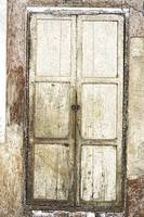 White Wood Door
