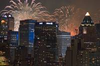 Independence Day Fireworks 2015