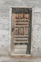 Broken Wooden Door