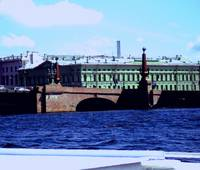 Russian Waterway Canal