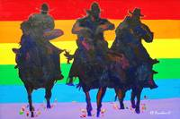 Rainbow Riders by RD Riccoboni
