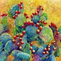 Desert Gems Art Prints & Posters by Hailey E. Herrera Watermedia
