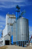 Grain Elevators and Silos