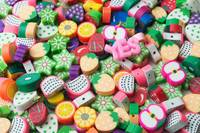 Fimo Clay Fruit Slices