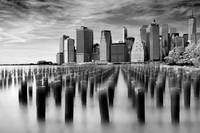 Brooklyn Bridge Park Pilings