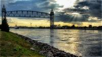 Railroad Bridge, Cape Cod Canal