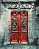 Parisian Door No.33