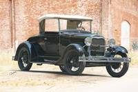 1928 Ford Model A 'Rumble Seat' Roadster