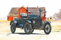 Ford Model T Antique Pickup