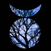 Blue Horned God Symbol