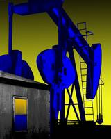 Oil Industry Well Pump Oilfield