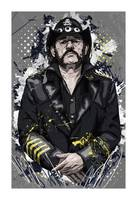 Old Gods Die Hard, Portrait of Lemmy Kilmister