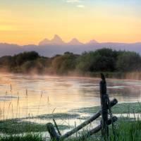 """Misty River"" by RHMiller"
