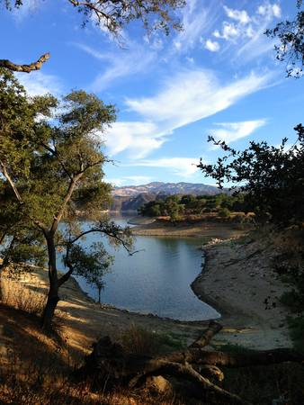 Lake Cachuma, 2012