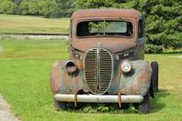 Rusted Antique Truck