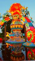 Japanese Lantern Mythical Merry-Go-Round