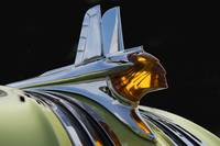 707 Pontiac 1953 Hood Ornament