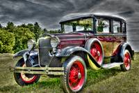 706 Model A Ford_