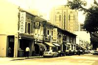 Old Street of Singapore , Kiliney