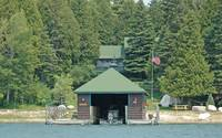 Flag Boat House