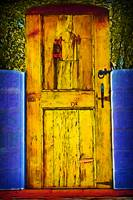 Garden Door by Kirt Tisdale