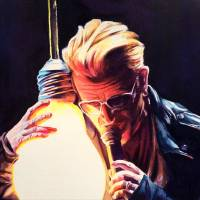"""Bono Light Bulb"" by KellyEddington"
