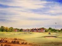 Royal Lytham and St Annes 18Th Hole
