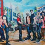 Folsom Street Fair San Francisco by RD Riccoboni