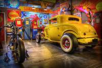 Hot Rod Garage 1